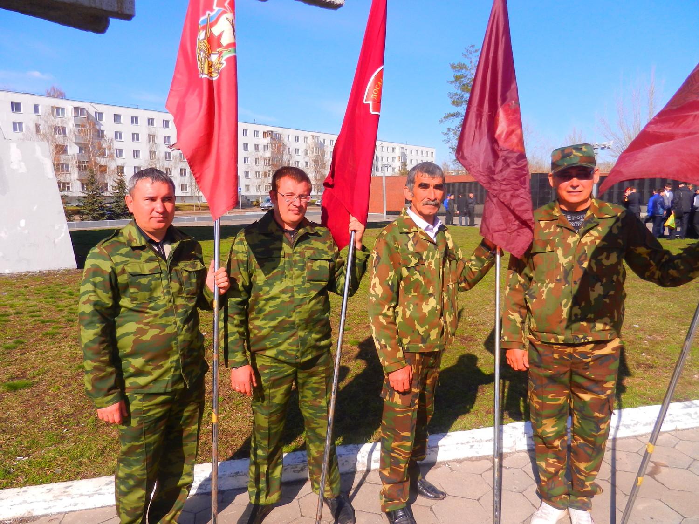 Военно-патриотическое воспитание в образовательных учреждениях